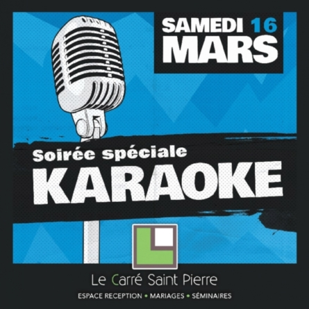 Soirée spéciale Karaoke