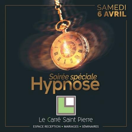 Soirée spéciale Hypnose